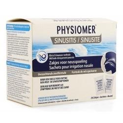 Physiomer Φακελλίσκοι για Ρινική Πλύση για Ενήλικες...