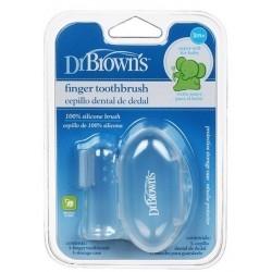 Dr Brown's Βρεφική Δαχτυλική Οδοντόβουρτσα...
