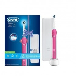 Oral-B Pro 2 2500 CrossAction Pink - Ηλεκτρική...