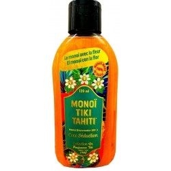 Monoi Tiki Coco Seduction Spf3 With Glitter Αγνό...