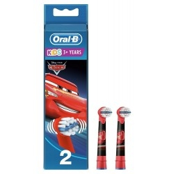 Oral-B Kids Disney Cars Ανταλλακτικές Κεφαλές...