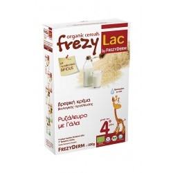 FrezyDerm FrezyLac Βρεφική Κρέμα Ρυζάλευρο με Γάλα...