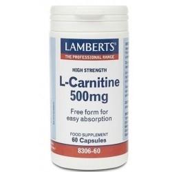 Lamberts L-Carnitine Ελεύθερης Μορφής Καρνιτίνη...