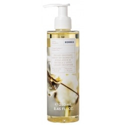 Korres Instant Serum-In-Shower-Oil Pure Cotton...