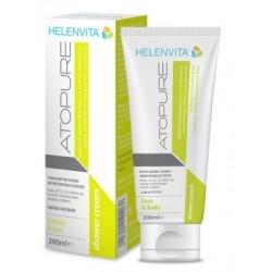 Helenvita Atopure Shower Cream Απαλό Καθαριστικό...
