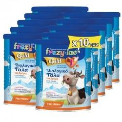 Frezylac Gold 1 Πακέτο Προσφοράς Βιολογικό Αγελαδινό...