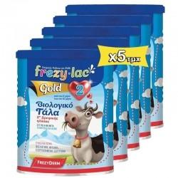 Frezylac Gold 2 Πακέτο Προσφοράς Βιολογικό Αγελαδινό...