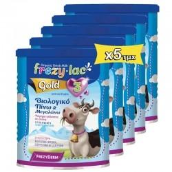 Frezylac Gold 3 Πακέτο Προσφοράς Βιολογικό Αγελαδινό...