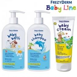 Frezyderm Πακέτο Baby Shampoo Βρεφικό Σαμπουάν 300ml...