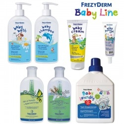 Frezyderm Πακέτο Baby Shampoo 300ml & Bath 300ml...