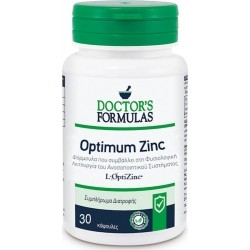 Doctor's Formulas Optimum Zinc Συμπλήρωμα...