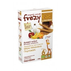 FrezyDerm FrezyLac Βρεφική Κρέμα Δημητριακά με Γάλα...