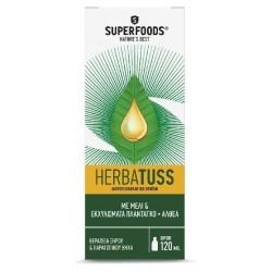 Superfoods Herbatuss Anasa Σιρόπι για τον Παραγωγικό...