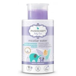 Pharmasept Baby Care Micellar Water Βρεφικό Νερό...