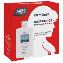 FrezyDerm Promo Hair Force Shampoo Women...