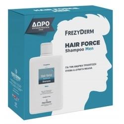 Frezyderm Promo Hair Force Shampoo Men Τριχοτονωτικό...