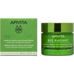 Apivita Bee Radiant Κρέμα-Gel Ελαφριάς Υφής για...