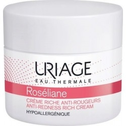Uriage Roseliane Rich Cream Anti-Rougeurs Ενυδατική...
