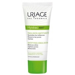 Uriage Hyseac MAT' Matifying Emulsion...