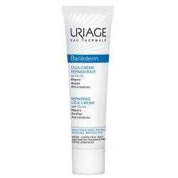 Uriage Bariederm Cica-Cream με Cu-Zin Προστατευτική...