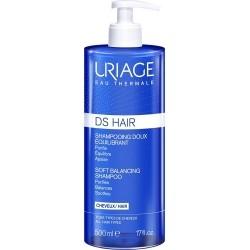 Uriage DS Hair Soft Balancing Shampoo Απαλό Σαμπουάν...