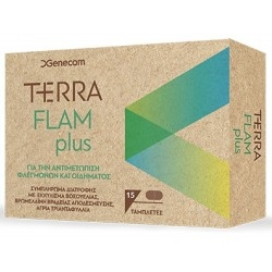 Genecom Terra Flam Plus Συμπλήρωμα Διατροφής για την...