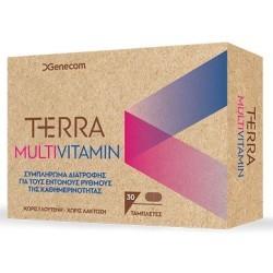 Genecom Terra Multivitamin Πολυβιταμινούχο...