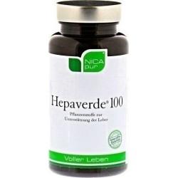 Nicapur Hepaverde 100 Συμπλήρωμα Διατροφής για την...