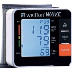 Wellion Wave Ηλεκτρονικό Πιεσόμετρο Καρπού 1τμχ