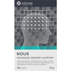 Agan Nous Advanced Memory Support Συμπλήρωμα...