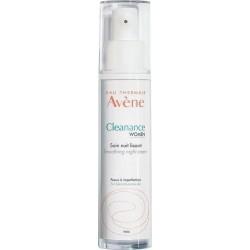Avene Cleanance Women Κρέμα Λείανσης Νύχτας για...