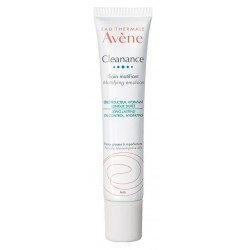 Avene Cleanance Mattifying Emulsion Κρέμα Κατά της...