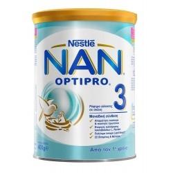 Nestle Nan Optipro 3 Γάλα Βρεφικής Ηλικίας σε Σκόνη...