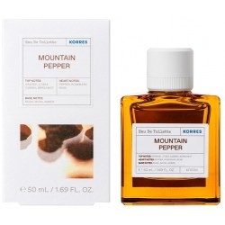 Korres Mountain Pepper Eau De Toilette Ανδρικό Άρωμα...