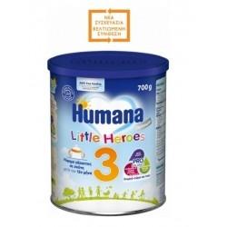 Humana 3 Optimum Βρεφικό Γάλα μετά τον 12ο μήνα 700g