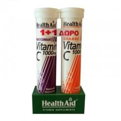 Health Aid Vitamin C Βιταμίνη C με Γεύση...