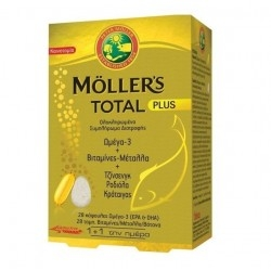 Moller's Total Plus Ολοκληρωμένο Συμπλήρωμα...