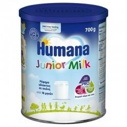 Humana Junior Milk από 18 Μηνών μέχρι την ηλικία των...