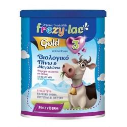 Frezylac Gold 3 Βιολογικό Γάλα μετά το 12ο μήνα 900g