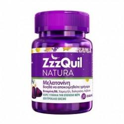 ZzzQuil Natura Συμπλήρωμα Διατροφής με Μελατονίνη...