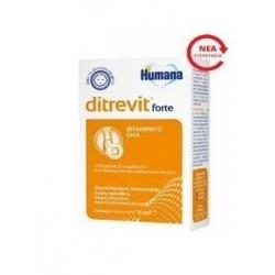 Humana Ditrevit Forte Συμπλήρωμα Διατροφής με...