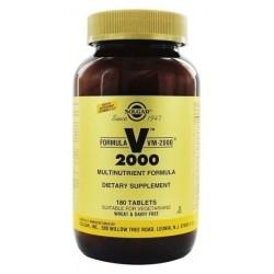 Solgar Formula VM-2000 Φόρμουλα Βιταμινών &...