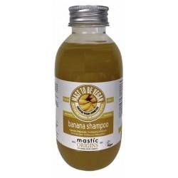 Mastic Origins Banana Shampoo Σαμπουάν Αναδόμησης 400ml