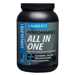 Lamberts Performance ALL-IN-ONE Whey Protein...