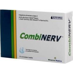 Libytec Combinerv Συμπλήρωμα  Διατροφής 20caps