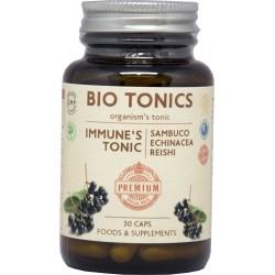 Bio Tonics Immune's Tonic Φυσικό Συμπλήρωμα...