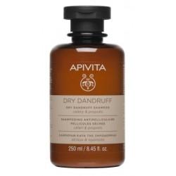 Apivita Dry Dandruff Shampoo Σαμπουάν Κατά της...