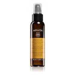Apivita Rescue Hair Oil Λάδι Θρέψης &...