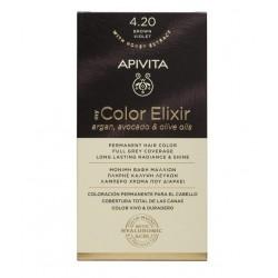 Apivita My Color Elixir Βαφή Μαλλιών 4.20 Καστανό...