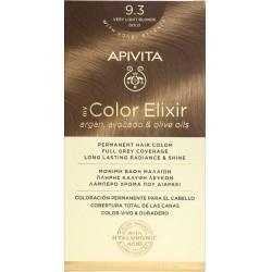 Apivita My Color Elixir Βαφή Μαλλιών 9.3 Ξανθό Πολύ...